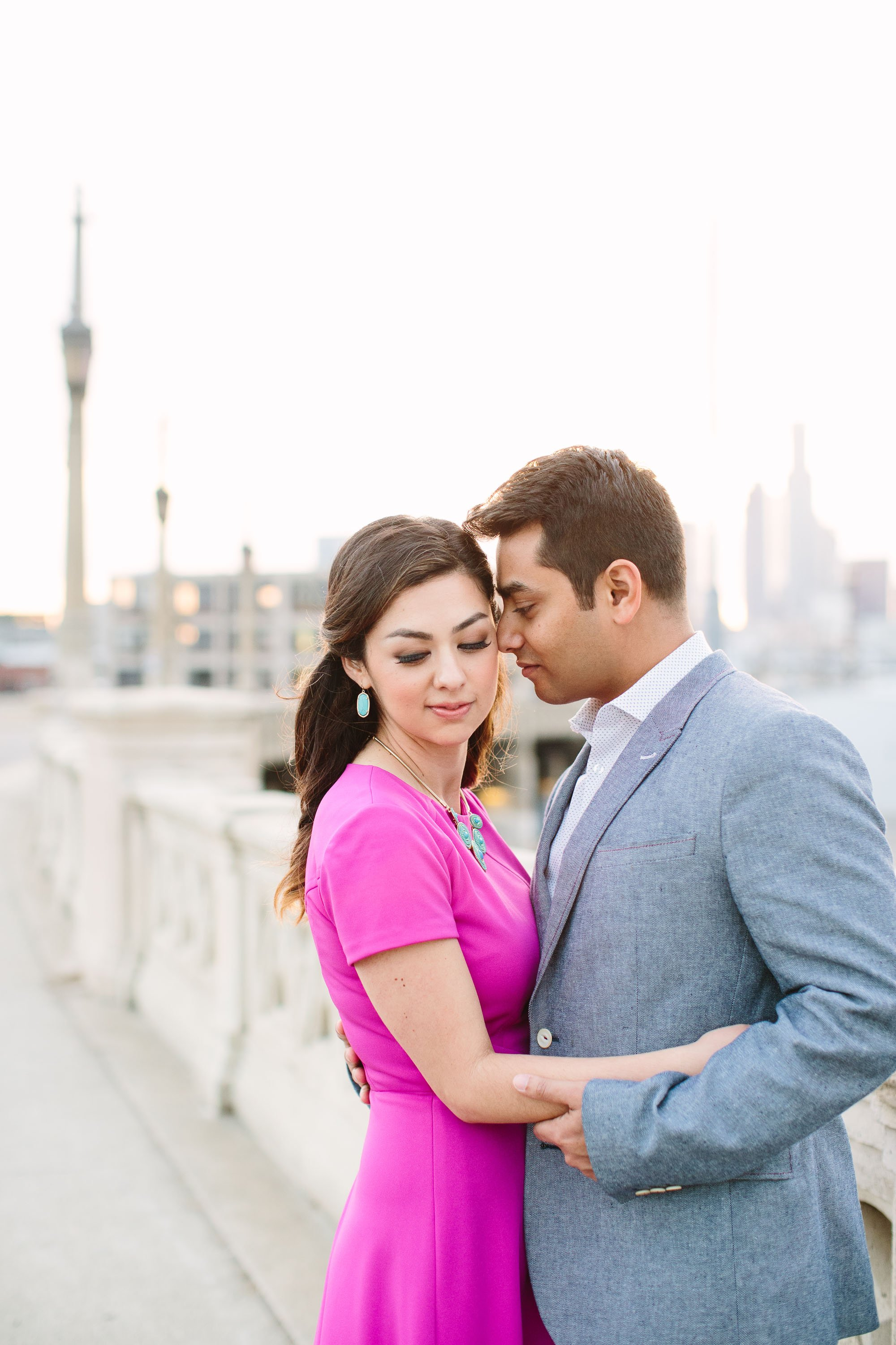 www.marycostaphotography.com | Colorful Mural DTLA Engagement Session | 003
